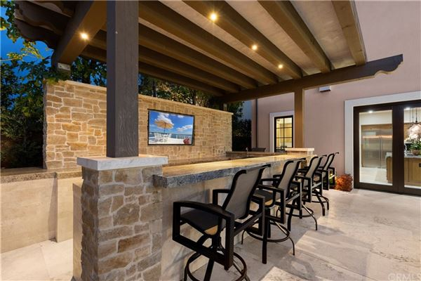 incredible home in Groves of Orchard Hills luxury homes