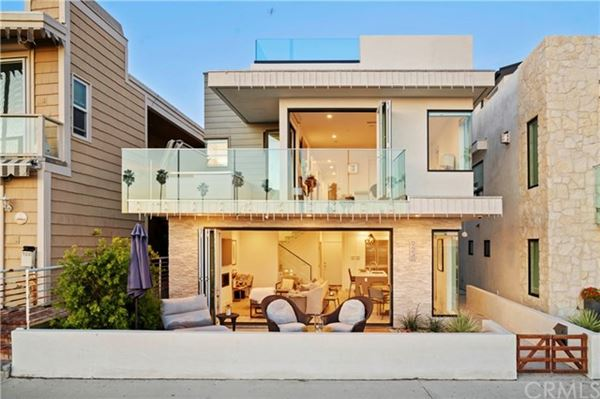 exquisite oceanfront, ultra-modern home mansions