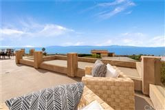 Luxury real estate custom home with captivating views