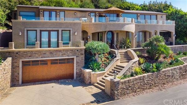 custom home with captivating views luxury properties