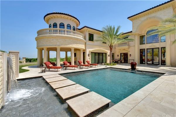 Luxury properties Spectacular Mediterranean Estate