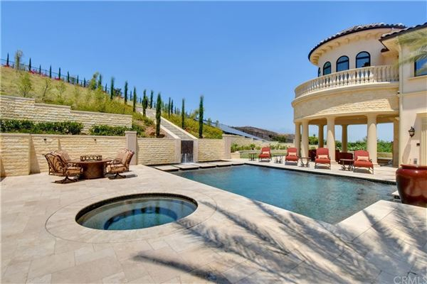 Spectacular Mediterranean Estate luxury properties