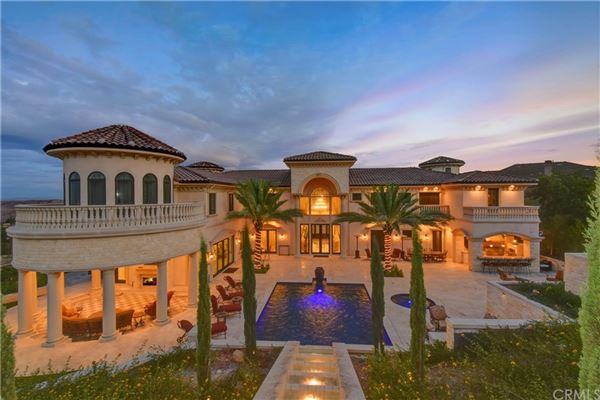 Luxury homes Spectacular Mediterranean Estate