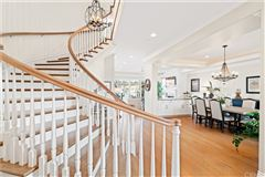 Pristine Cape Cod home on the main channel mansions