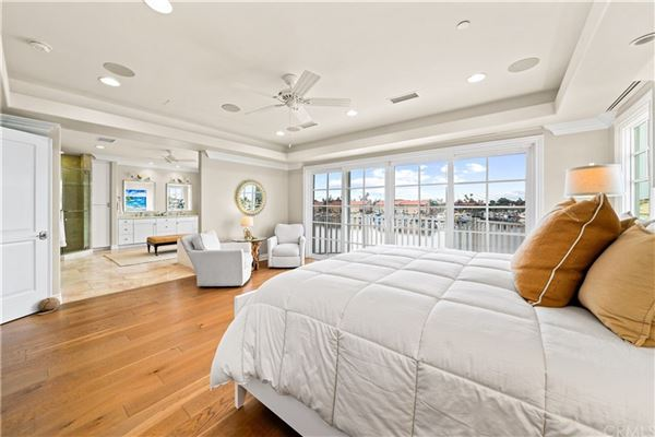 Luxury homes in Pristine Cape Cod home on the main channel