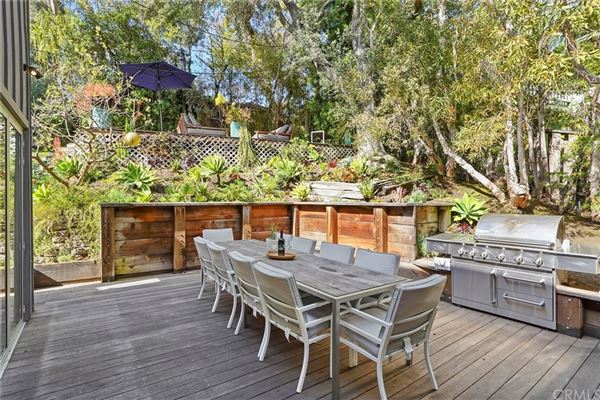 Luxury properties tunning home is located on one of the single most desirable cul de sac streets in all of Laguna Village,