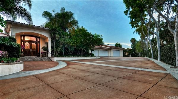 Luxury real estate highly desirable equestrian zoned Newport Beach Estate