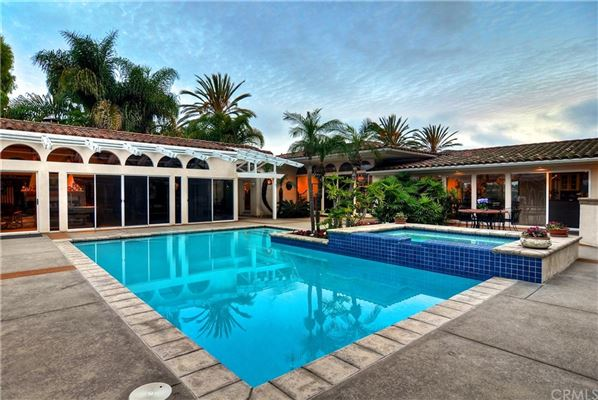 highly desirable equestrian zoned Newport Beach Estate  luxury real estate