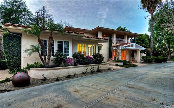 Mansions in highly desirable equestrian zoned Newport Beach Estate