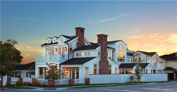 Luxury properties signature residence on a corner lot