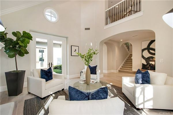Luxury real estate Semi-custom view home with attention to every detail