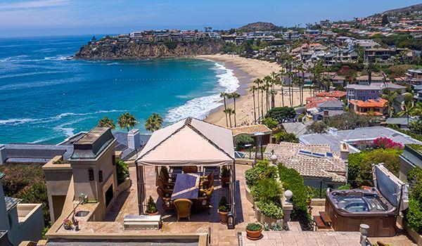 Luxury properties Maison De Cap in laguna beach
