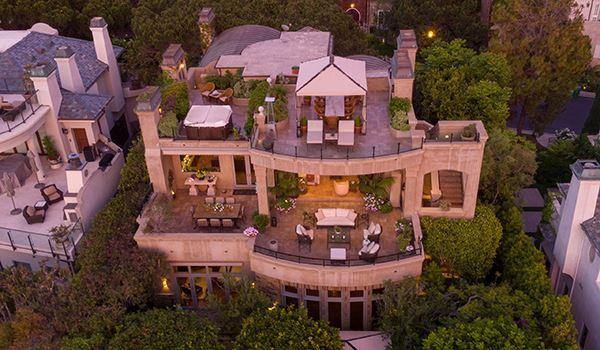 Mansions Maison De Cap in laguna beach