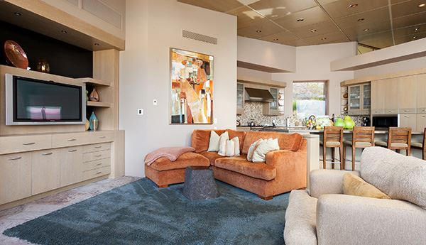 Luxury real estate home in Mirada Estates