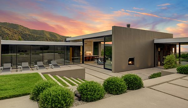 The Wild Lilac House luxury properties