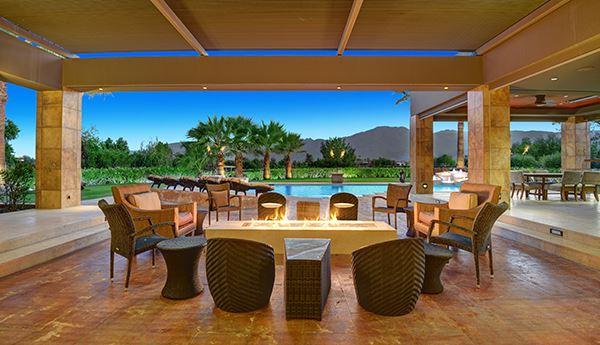 Luxury homes Extraordinary custom retreat with mountain views