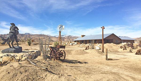 Pioneertown Big Horn Ranch luxury homes
