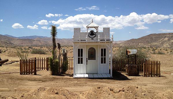 Pioneertown Big Horn Ranch luxury real estate