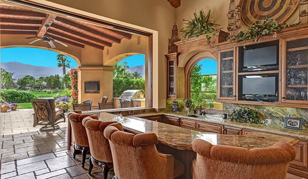 Luxury real estate open-concept home in incredible location