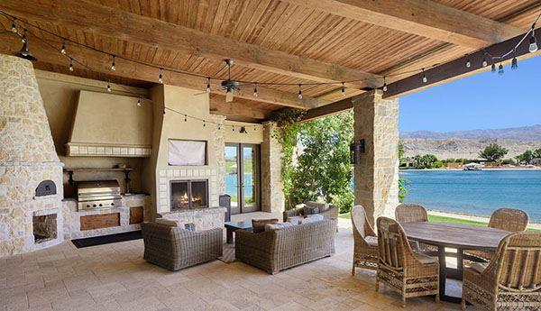 gorgeous lakefront home in ShadowLake Estates luxury real estate
