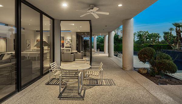 incredible views at fabulous Tamarisk CC luxury real estate