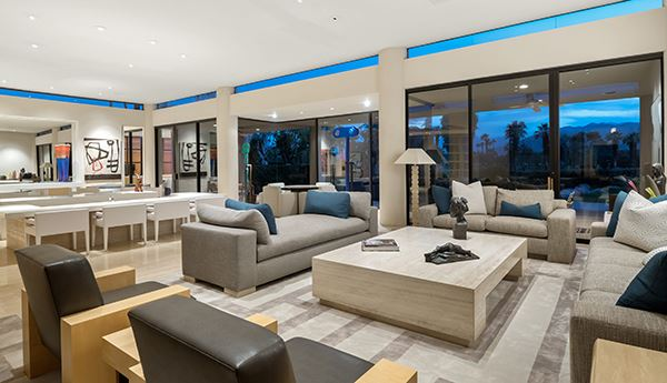 incredible views at fabulous Tamarisk CC luxury properties