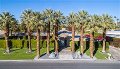 immaculate home in Tamarisk Country Club luxury properties
