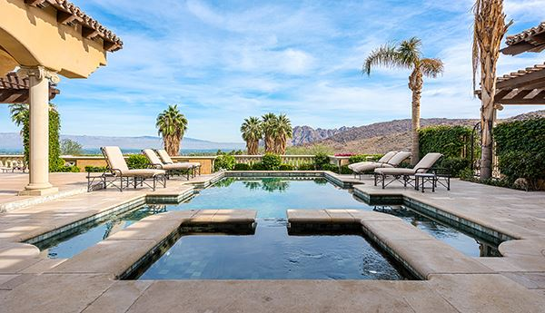 private estate in la quinta luxury properties