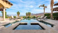 Luxury real estate private estate in la quinta