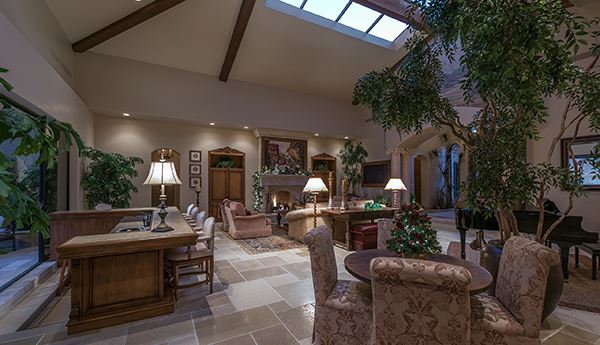 Luxury properties private estate in la quinta