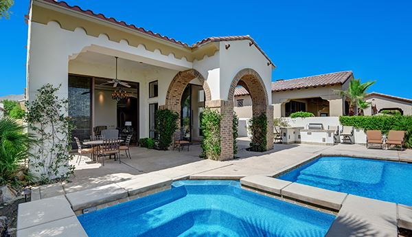 Luxury real estate well-appointed home in Andalusia