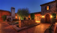 Mansions in South facing Tuscan estate with exquisite finishes