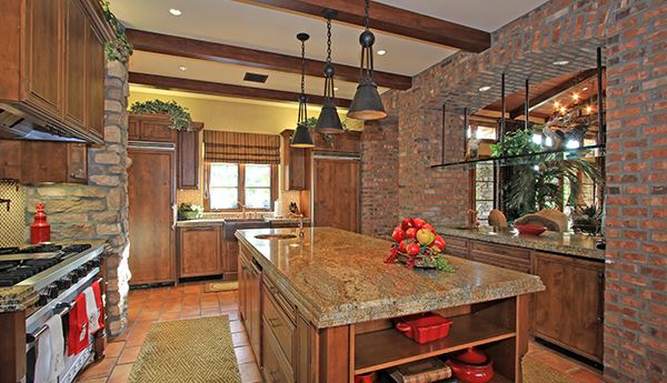 South facing Tuscan estate with exquisite finishes luxury real estate