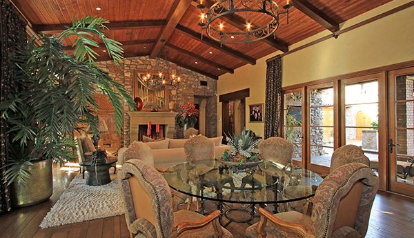 Mansions South facing Tuscan estate with exquisite finishes