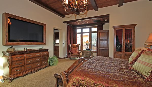 Luxury homes in South facing Tuscan estate with exquisite finishes