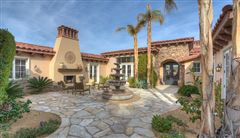 Elevated view estate at The Highlands of Ironwood Country Club luxury homes