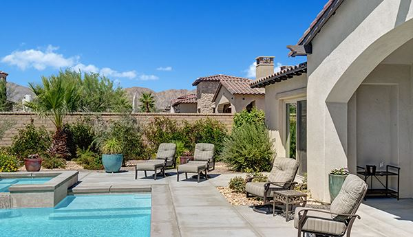 Luxury homes PGA West home built in 2016