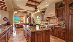 Luxury homes in Incredible home with a pool and spa