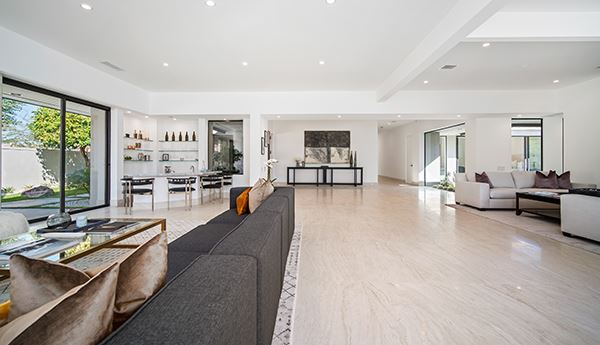 Luxury real estate beautiful completely remodeled modern home