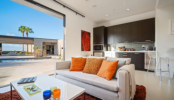 Luxury homes prestigious Mirada Estates development