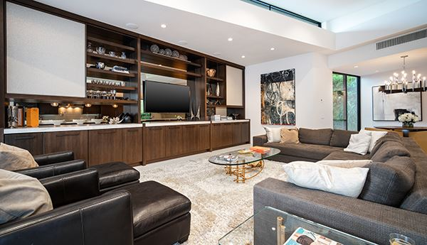 prestigious Mirada Estates development  mansions