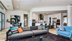 Luxury homes grand scale living