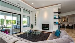 Luxury real estate grand scale living