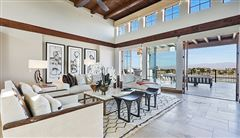 Spanish inspired Villa at the thermal club luxury homes