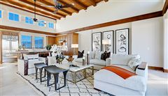 Luxury real estate Spanish inspired Villa at the thermal club