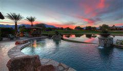 Luxury real estate a Mediterranean Lakeside Estate