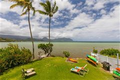 Experience magical skies over Mokoli'i luxury properties