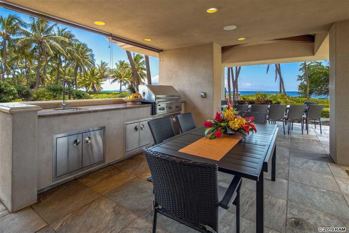 Luxury properties Kaanapali Beachfront Masterpiece