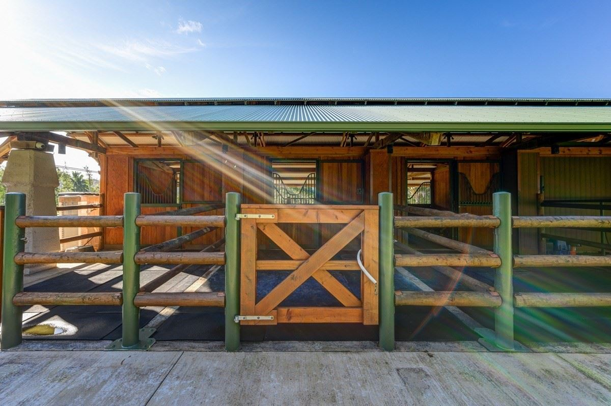 Luxury real estate Silver Falls Ranch and Stables