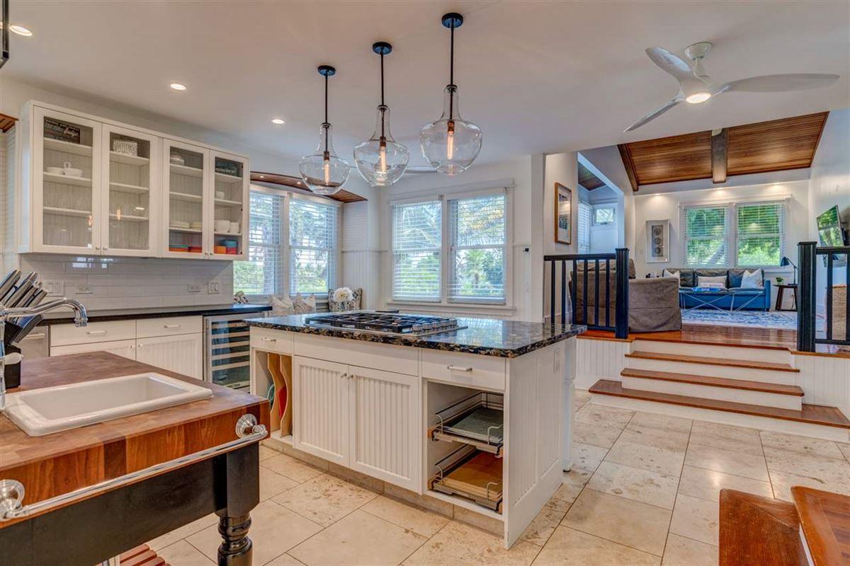 Luxury real estate California Craftsman on Maui